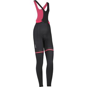 Etxeondo Koma Cuissard long Femme, black/pink